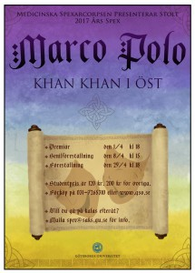 Marco Polo Affisch